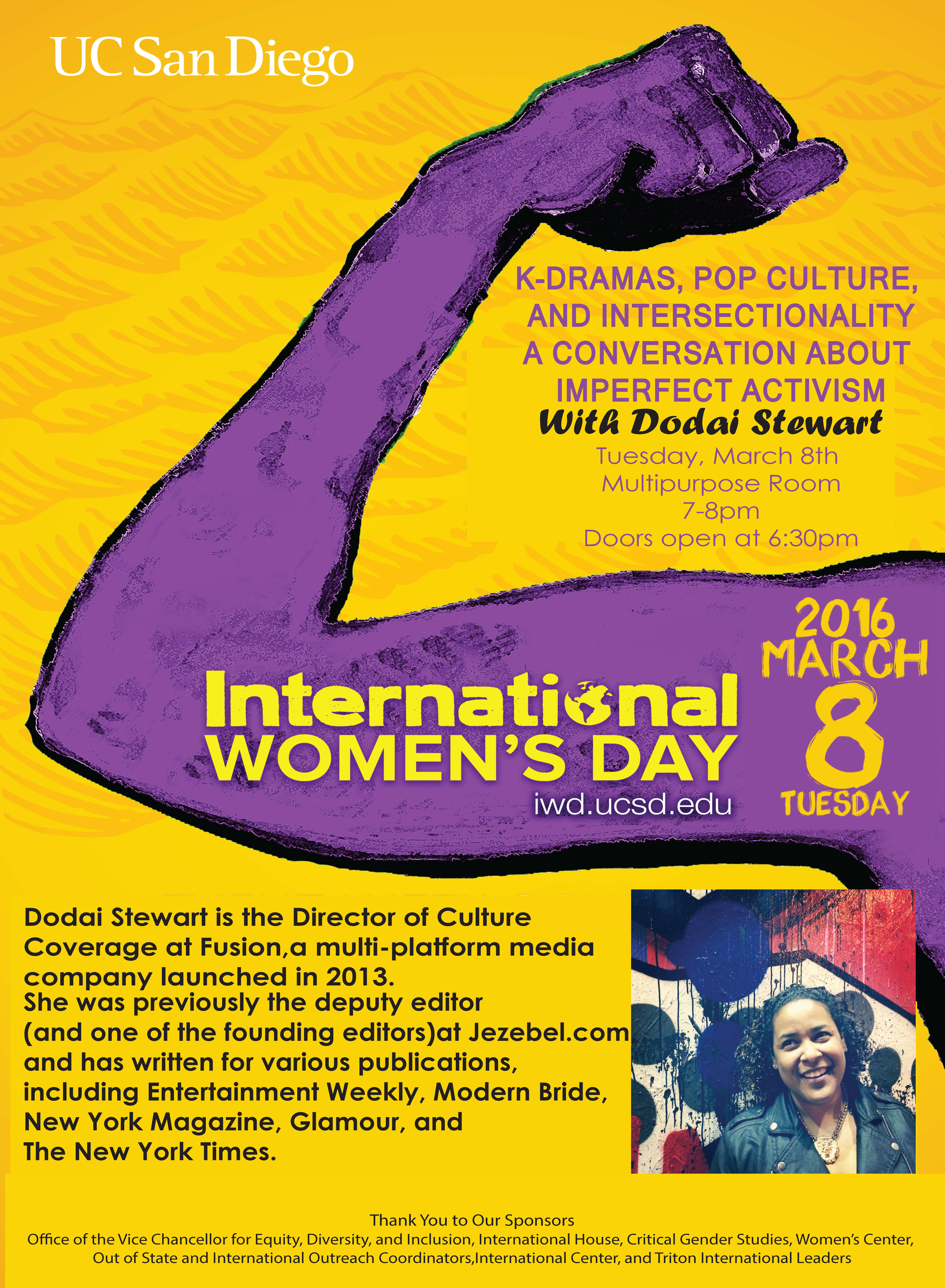 IWD Poster